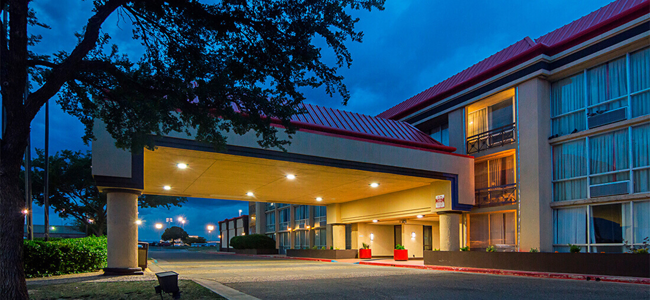 Red Roof Inn & Conference Center Lubbock.